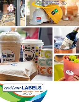 Labels • Stickers • Decals